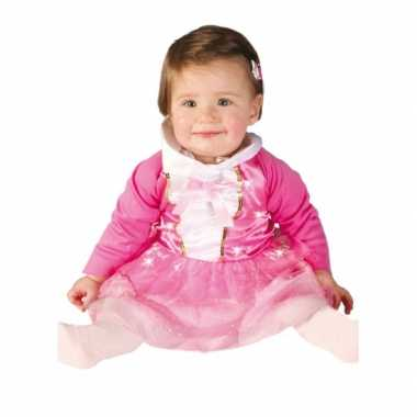 Roze prinsessen jurkje voor babys