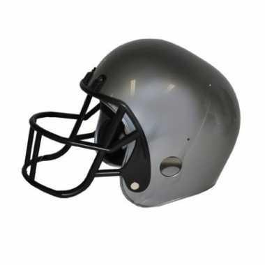 Rugby helm grijs