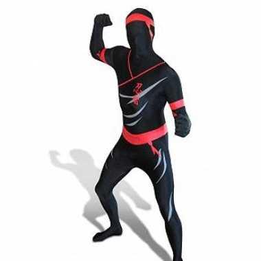 Carnavalskleding pak ninja