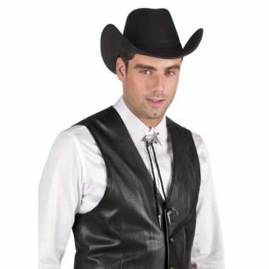 Sheriff ketting deputy ster zilver