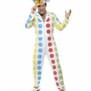 Spel carnavalskleding voor heren