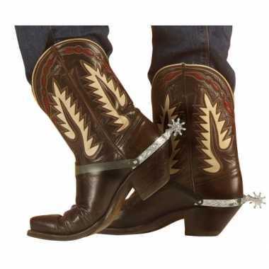 Sporen voor cowboy laarzen