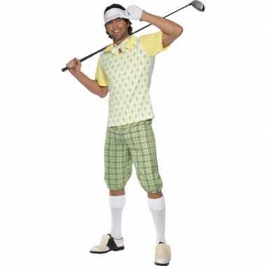 Sport carnavalskleding golf
