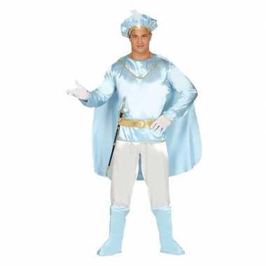 Verkleed carnavalskleding prins charmant