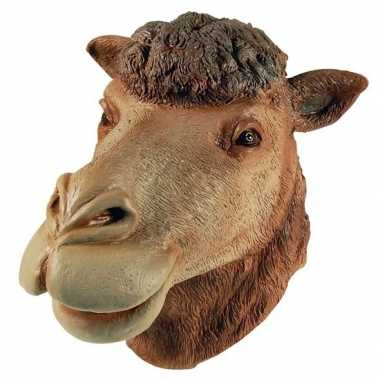 Verkleed masker kameel