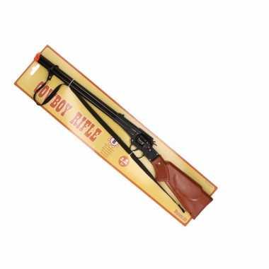 Verkleedaccessoires geweer 65 cm