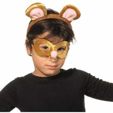 Verkleedsetje muis voor kinderen