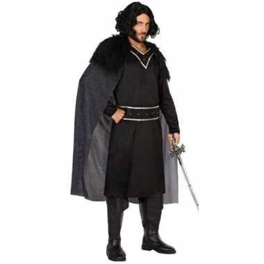 Viking verkleed set/carnavalskleding voor heren