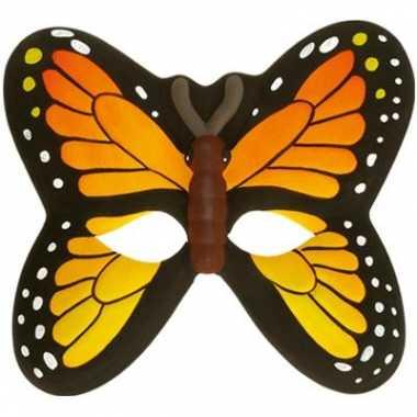 Vlinder feestmasker