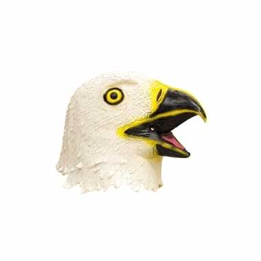 Vogel maskers adelaar kop