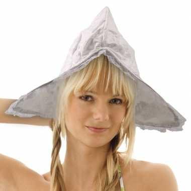Wit hollandse klederdracht kapje voor dames