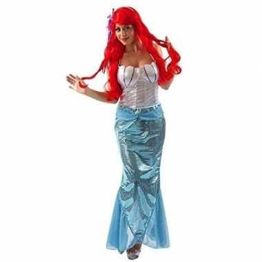 Zeemeermin jurk voor dames