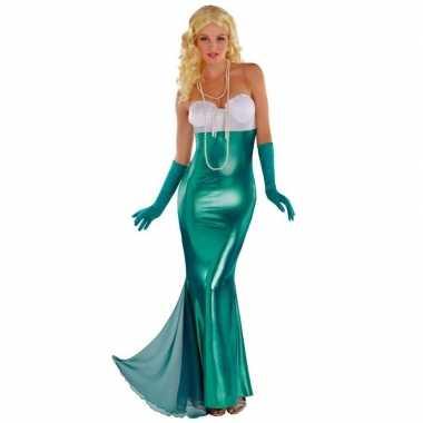 Zeemeermin/zeemeerminnen carnavalskleding feestcarnavalskleding voor