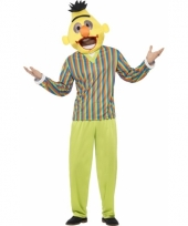 Bert verkleed carnavalskleding voor volwassenen