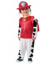 Carnaval verkleedcarnavalskleding marshall paw patrol