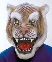 Dierenmasker tijger