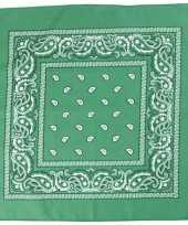 Hobby doek donkergroen 55x55 cm