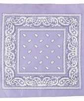 Hobby doek paars 55x55 cm