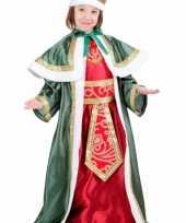 Kerst carnavalskleding de drie wijzen uit het oosten