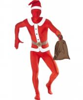 Kerstmanpak second skin