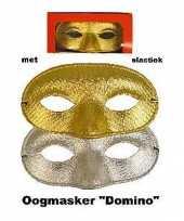 Party oogmaskers met glitters