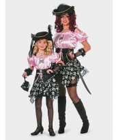 Piraat carnavals carnavalskleding dames