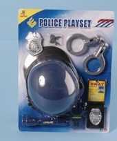 Politie spullen voor kinderen