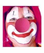 Roze accessoires clowns neus