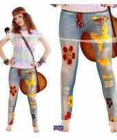 Sixties legging jeanslook