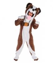 St bernard hond feest carnavalskledings
