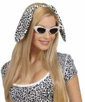 Wit zwarte oren dalmatier